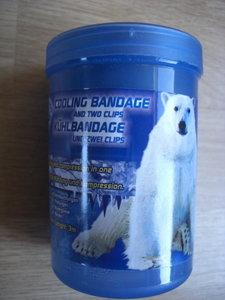 Instant koel bandage 3 meter x 8cm